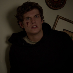 Isaac was abused by his father.