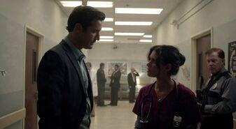 Galvanize - Melissa and Agent McCall