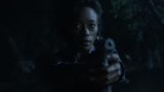 Sibongile-Mlambo-Tamora-gun-Teen-Wolf-Season-6-Episode-11-Said-the-Spider-to-the-Fly
