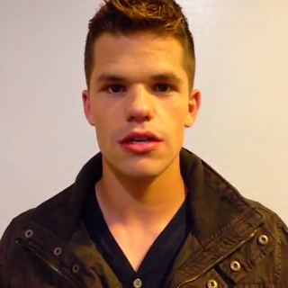 Max Carver on location for Teen Wolf Episode 9