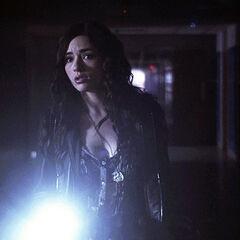 Couloir sombre pour Allison