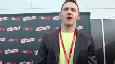 Jeff Davis Interview for Teen Wolf - Executive Producer (NYCC 13')