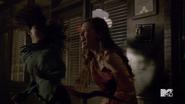Teen Wolf Season 5 Episode 3 Dreamcatcher Tracy cuts Lydia
