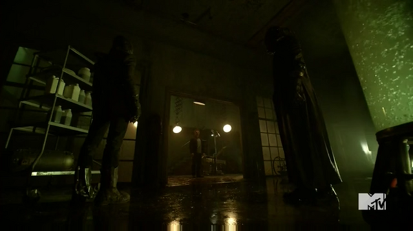 Teen Wolf Season 5 Episode 5 Theo and the dread doctors