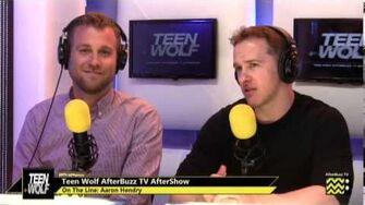 Teen Wolf After Show w Ian Stokes & Skyler Maxon Season 3 Episode 24 AfterBuzz TV