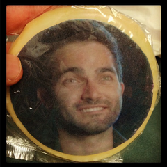 Teen Wolf Behind the Scenes Tyler Hoechlin STEREK cookie
