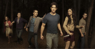 Teen Wolf Second Season Promo