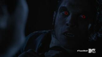 Teen Wolf Season 5 Episode 20 Apotheosis Alpha eyes