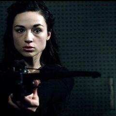 Allison prête à tirer sur tous, mais croise Scott