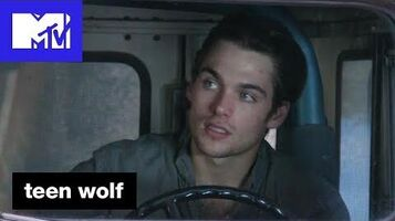 Dylan Sprayberry 'The Roscoe Confessionals' Teen Wolf (Season 6B) MTV