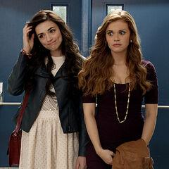 Lydia retourne au Lycée