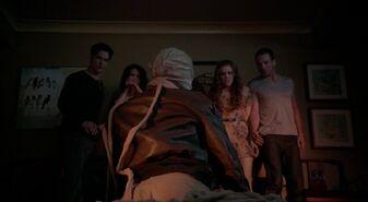De-Void - Scott, Melissa, Nogitsune, Lydia, Peter