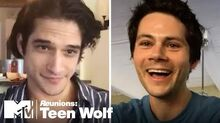 Teen Wolf 9-Years Later MTV Reunion