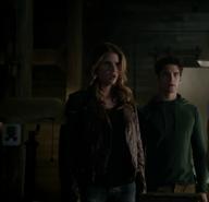 Teen Wolf S4 Episode 2 117 Malia and Scott Visit Peter