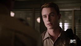 Teen Wolf Season 3 Episode 19 Letharia Vulpina Parrish