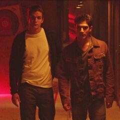 Isaac et Scott