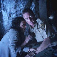 Allison et Isaac retrouvent les