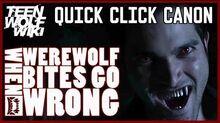 Teen Wolf Mystery When Werewolf Bites Go Wrong