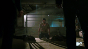 Teen Wolf Season 3 Episode 3 Tyler Hoechlin Derek Hale School Boiler Room post fight