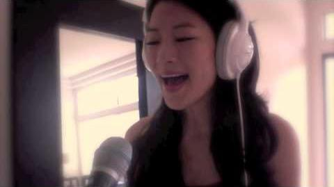 Wrecking Ball Miley Cyrus cover - Arden Cho