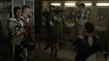 Dylan-Sprayberry-Khylin-Rhambo-Liam-Mason-carried-away-Teen-Wolf-Season-6-Episode-12-Raw-Talent