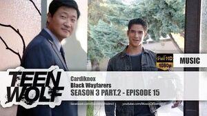 Cardiknox - Black Wayfarers Teen Wolf 3x15 Music HD