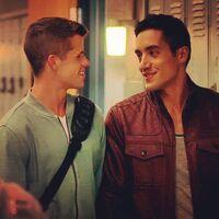 Danny und Ethan