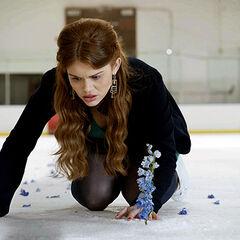Que croit voir Lydia? ...