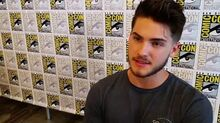 Cody Christian Teen Wolf Interview SDCC