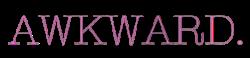 Wiki-awkward