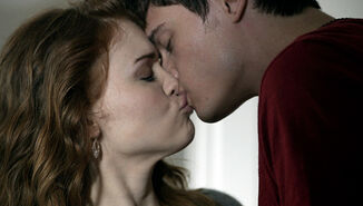 Lydia-holden-kisses-young-peter-hale-x-in-her-hallucination-in-teen-wolf-2x07