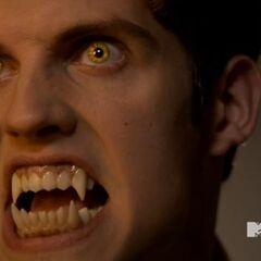 Isaac en loup garou