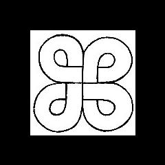 1.<b>Noeud celtique bouclier</b>