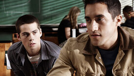 Relation Stiles-Danny