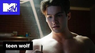 'Theo Performs Surgery on Himself' Official Sneak Peek Teen Wolf (Season 6B) MTV