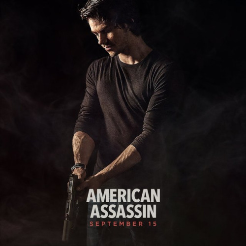 American Assassin Poster Sept Debut date