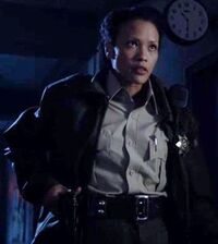 Deputy Tara Graeme