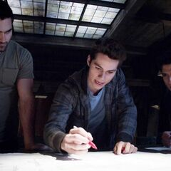 Stiles explique son plan d'action
