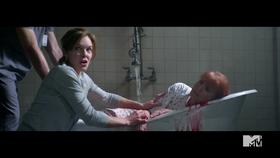 Teen Wolf Season 5 Episode 6 Required Reading Natalie Martin with Lorraine Martin in flashback