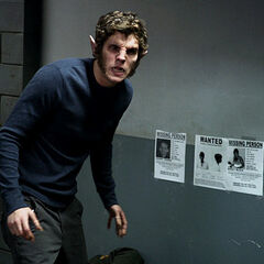 Isaac a attaqué le policier et Stiles est au sol