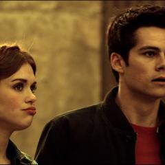 Lydia et Stiles au Mexique.