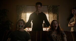 De-Void - Stiles, Scott, Lydia, Peter