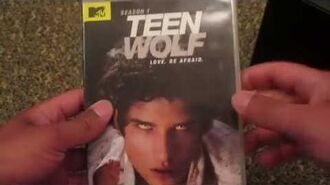 MTV Teen Wolf The Complete Series DVD Unboxing