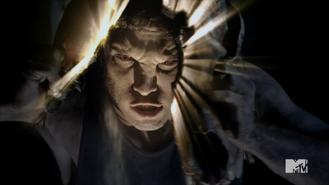 Teen Wolf Season 4 Episode 12 Smoke & Mirrors Scott breaks out of the skull