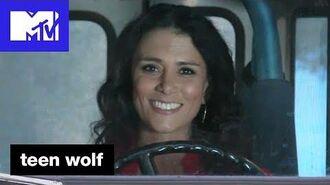 Melissa Ponzio 'The Roscoe Confessionals' - Teen Wolf (Season 6B) - MTV