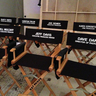 Teen Wolf - The most important people in the Teen Wolf Universe sit here