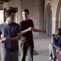 Stiles et Oliver