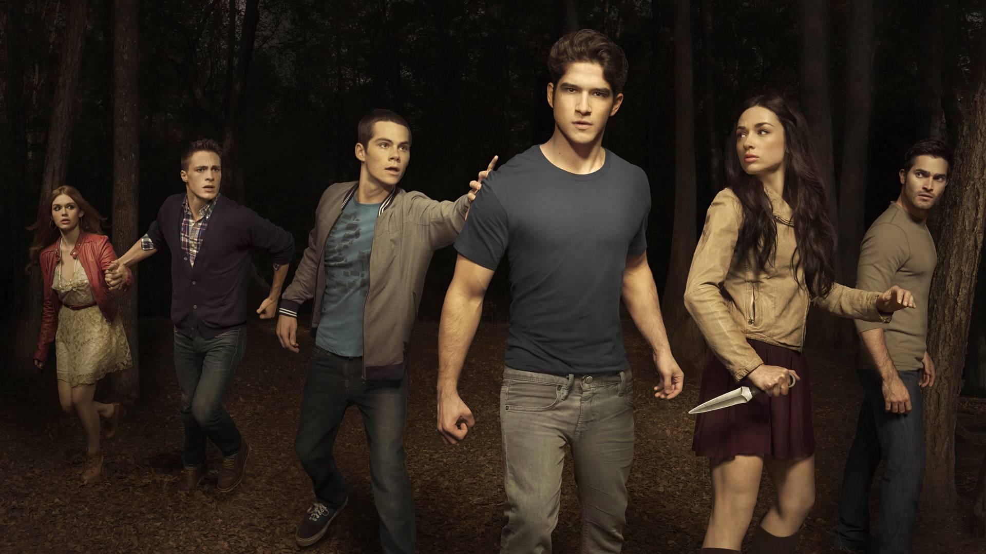 Teen Wolf 2 Staffel