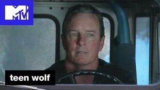Linden Ashby 'The Roscoe Confessionals' Teen Wolf (Season 6B) MTV
