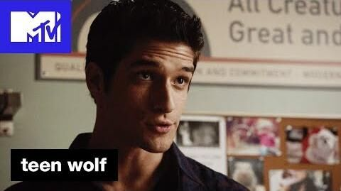 'Who's the Other Anuk-Ite Half?' Official Sneak Peek Teen Wolf (Season 6B) MTV